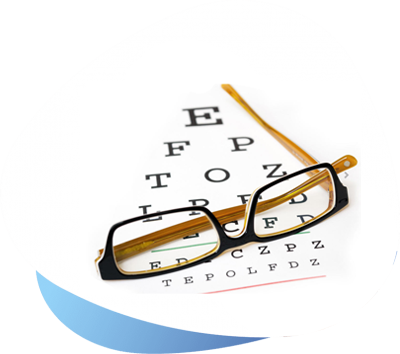 Eye chart and glasses v2